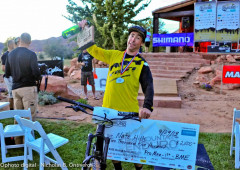 Big Mountain Enduro Series Trophies – Moab 2013